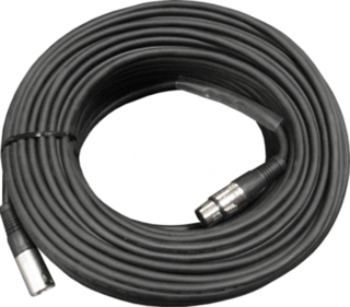 Pro Shop DMX Cable 50m 5pin