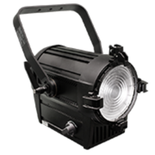 LED Fresnel W/W Manual Zoom