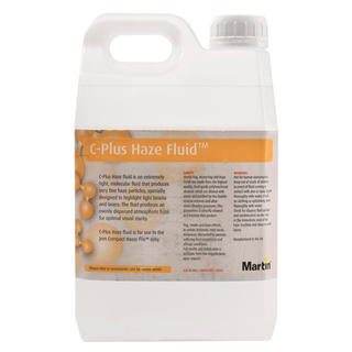 C-Plus Haze Fluid