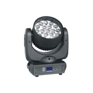 LED Wash Light RGBW zoom
