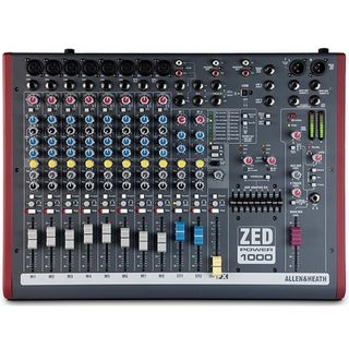 Allen&Heath ZED Power 1000 mixer