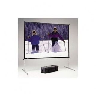 Fast-Fold Portable Projection Screens
