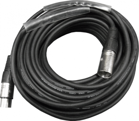 Pro Shop DMX Cable 20m 5pin