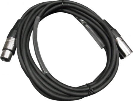 Pro Shop DMX Cable 3m 5pin